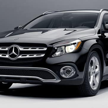 2018 Mercedes-Benz GLA