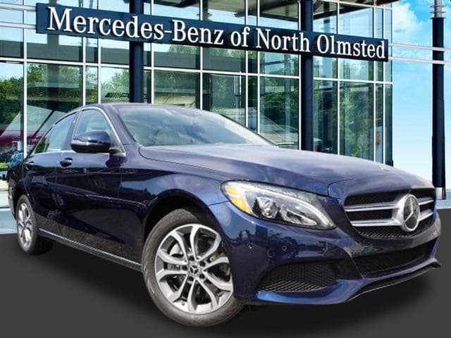 2018 Certified Pre-Owned Mercedes-Benz C 300 4MATIC®