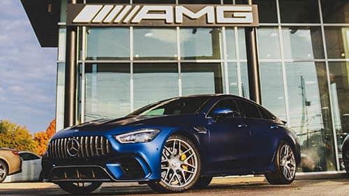 Mercedes-Benz AMG® Performance Center
