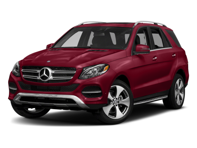 2018 Mercedes Benz GLE Red