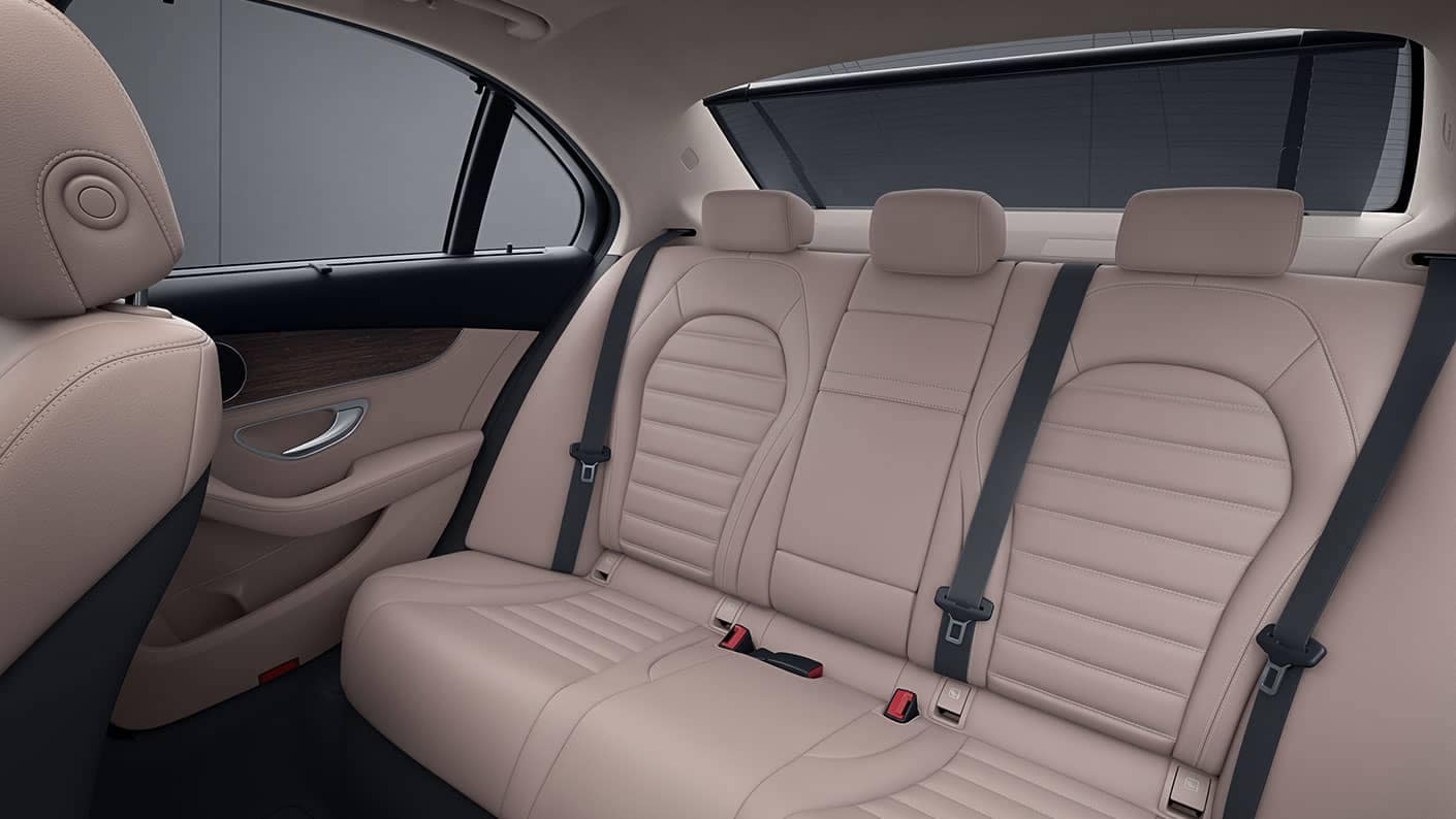 2019 Mercedes-Benz C-Class Comfort