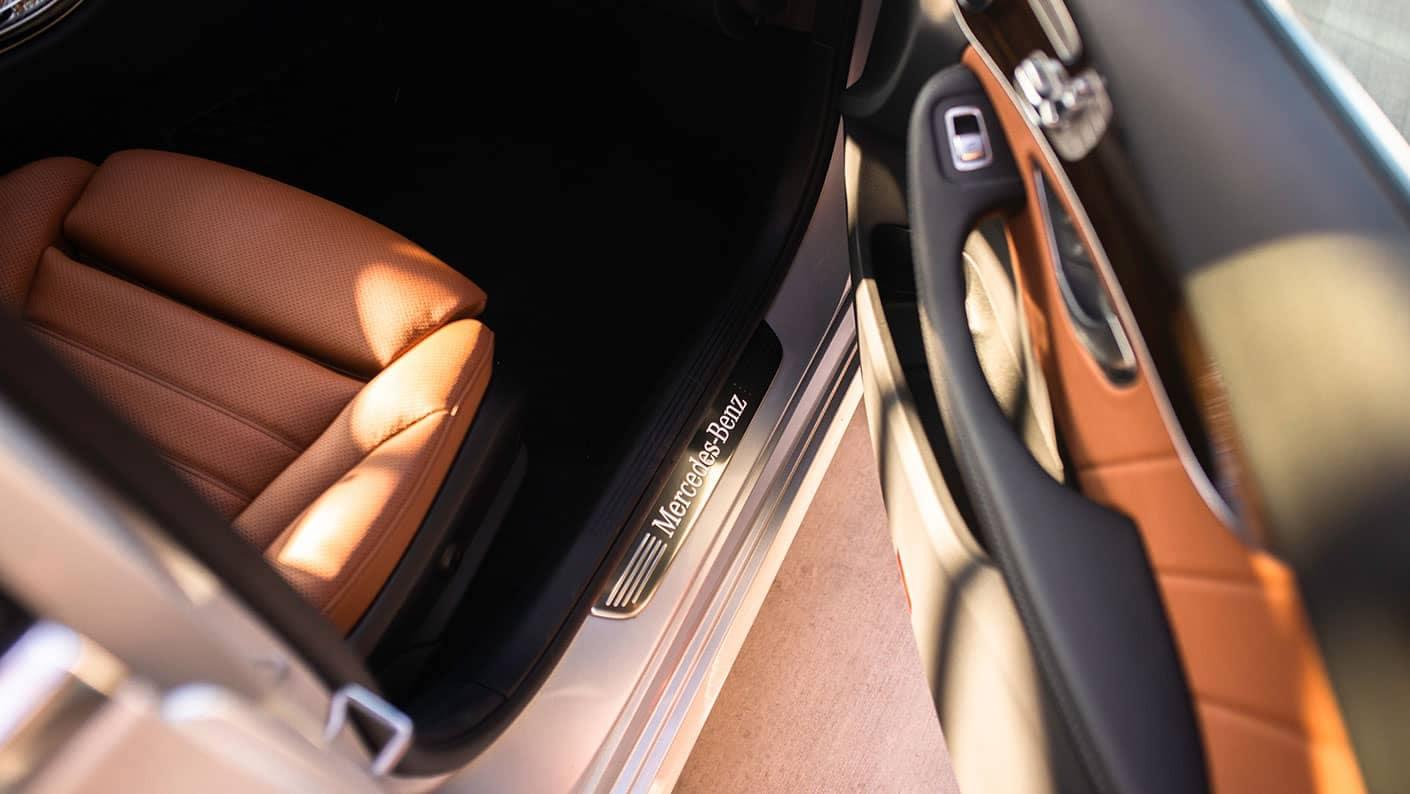 2019 Mercedes-Benz C-Class Door