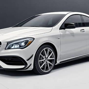 2019 Mercedes-Benz CLA white