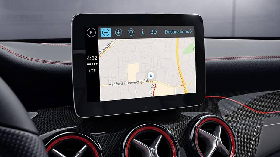 2019 Mercedes-Benz CLA technology