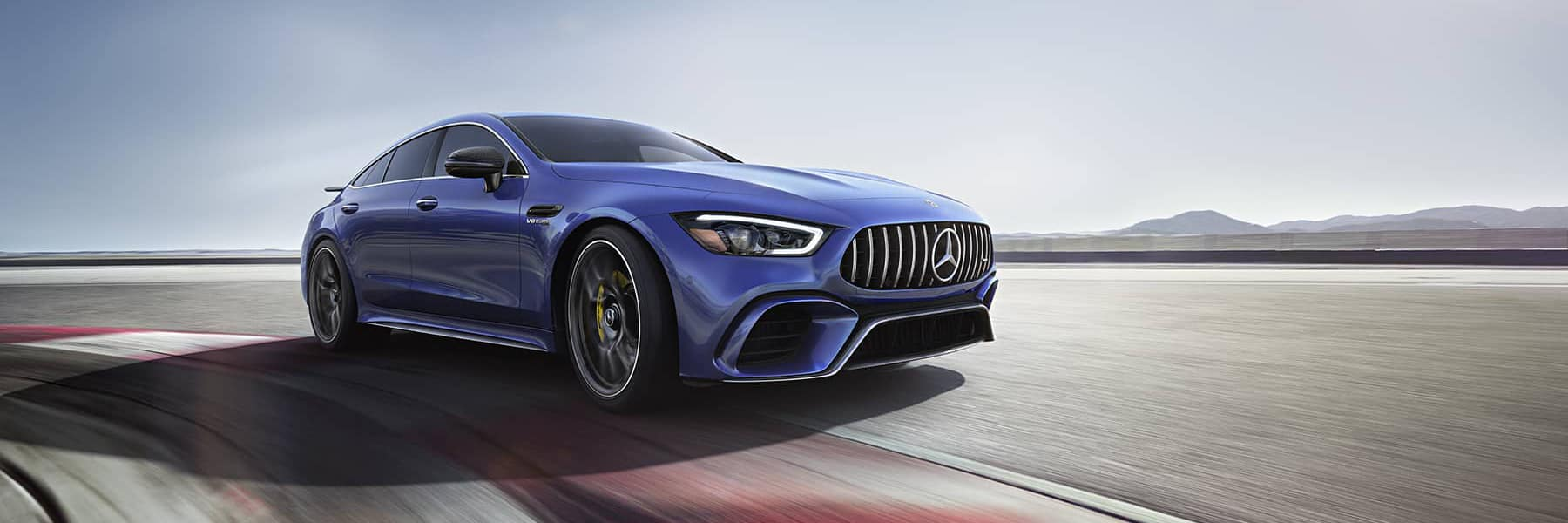 2019 MB AMG GT63S Coupe On Track
