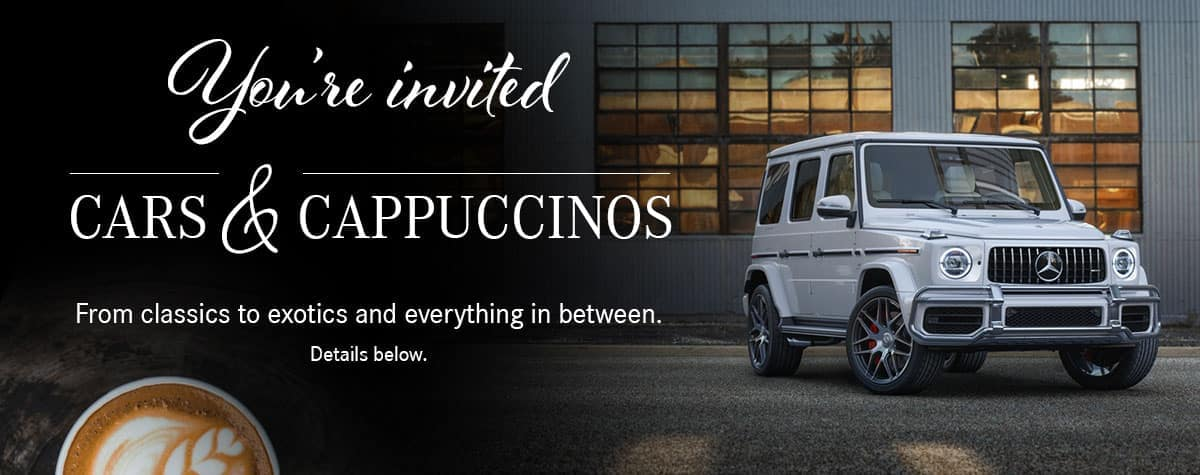 Cars and Cappuccino | Mercedes-Benz of North Olmsted