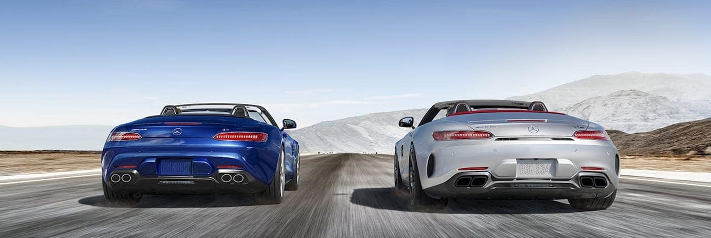 2020 AMG GT Roadster