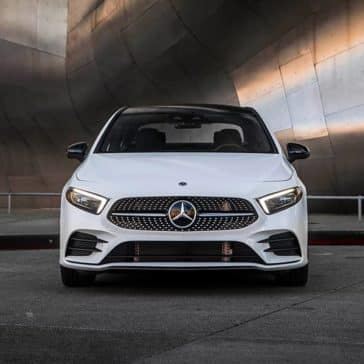 2020-MB-A-Class Grill