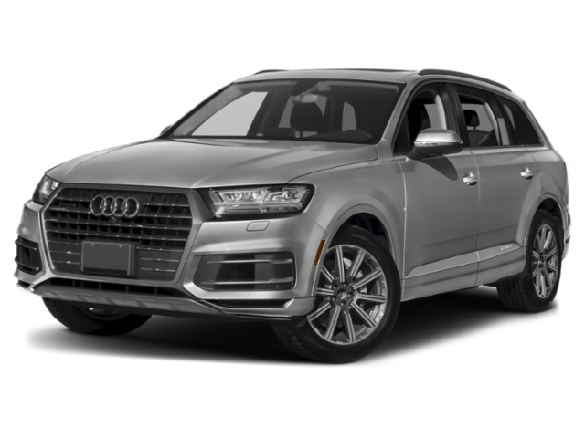 2019 Audi Q7 Silver