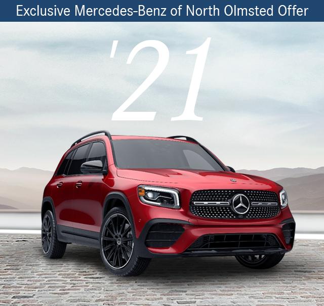 New 2021 Mercedes-Benz GLB 250 4MATIC® SUV