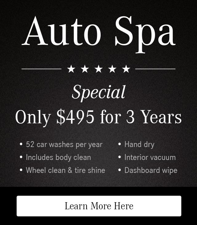 Auto Spa Special