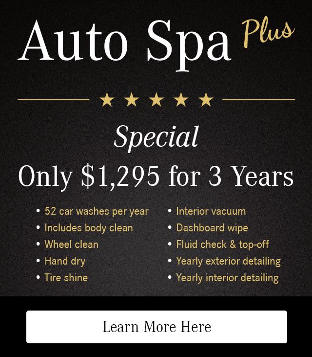 Auto Spa Plus Special