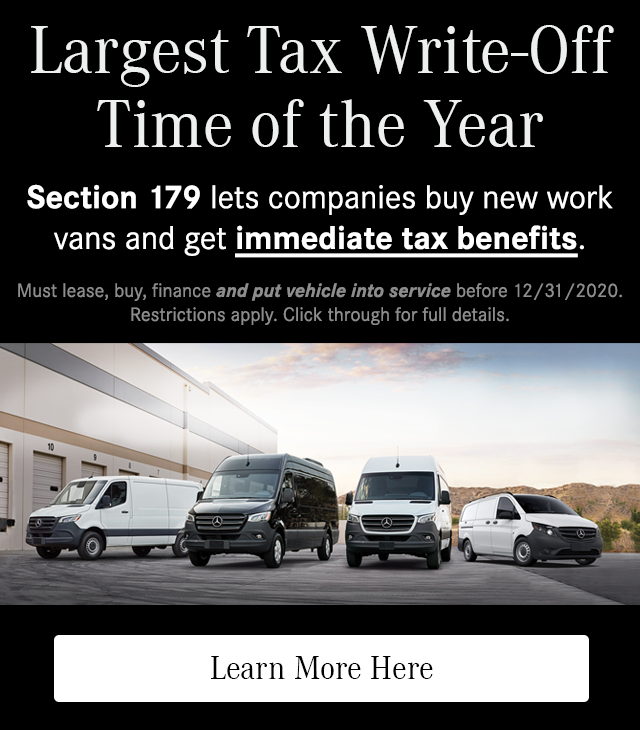 Largest Tax Write-Off Time of the Year