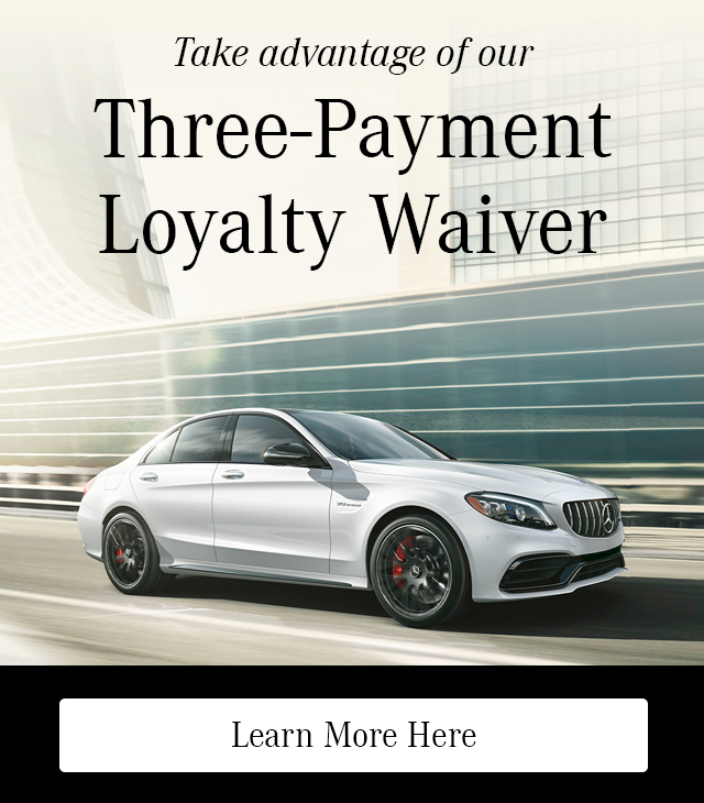 Three-Payment Loyalty Waiver