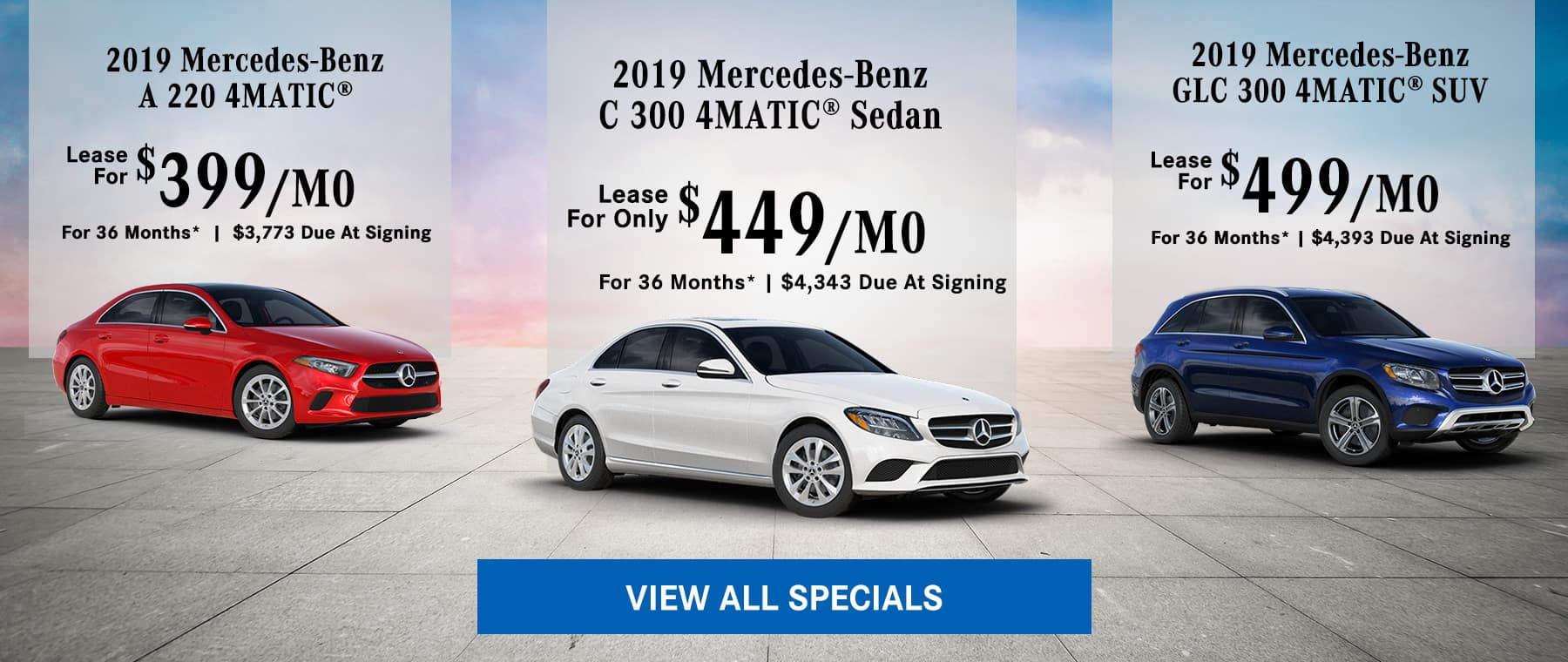 Mercedes-Benz Omaha Specials