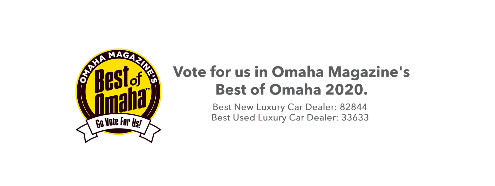 Vote for Best of Omaha 2020