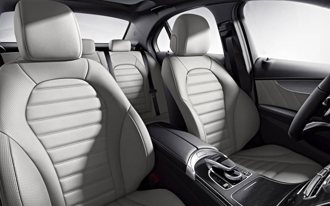 2018 Mercedes-Benz C-Class AMG Seating