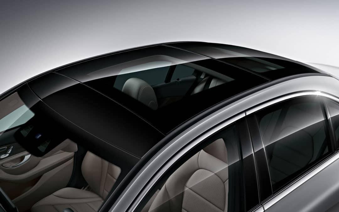 2018 Mercedes-Benz C-Class Moonroof