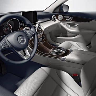 2018 Mercedes-Benz C300 Interior Cabin