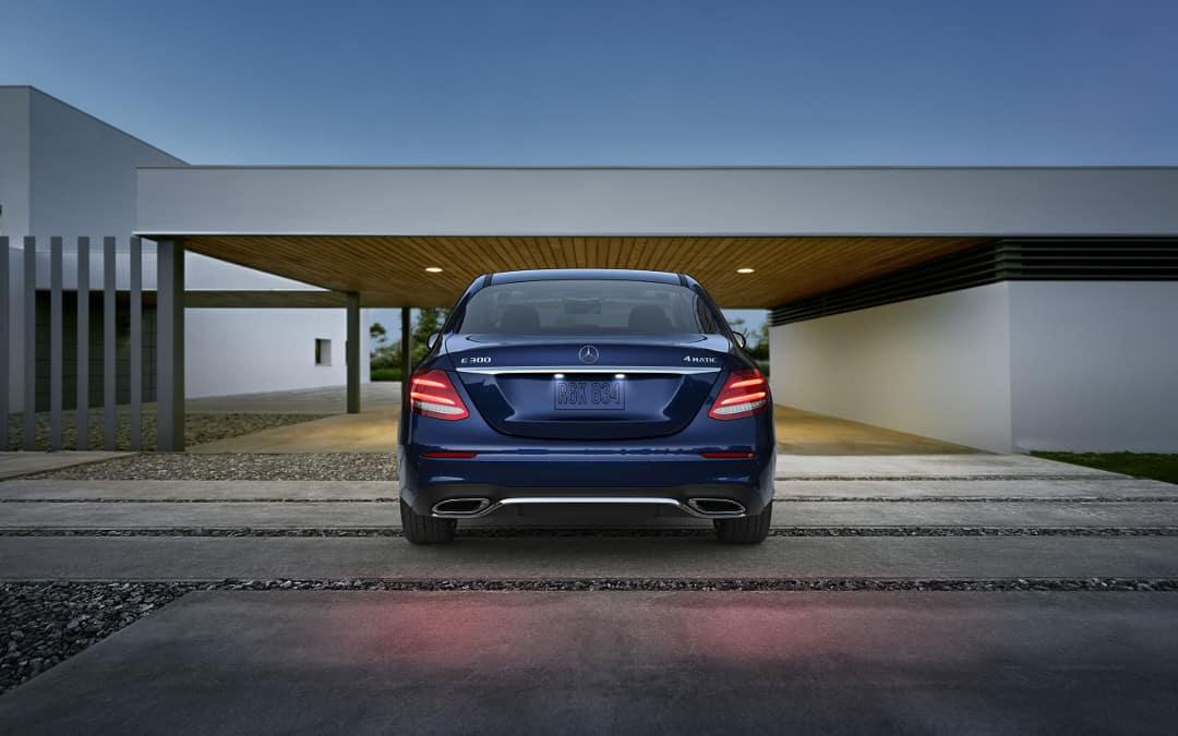 2018 Mercedes-Benz E-Class rear exterior
