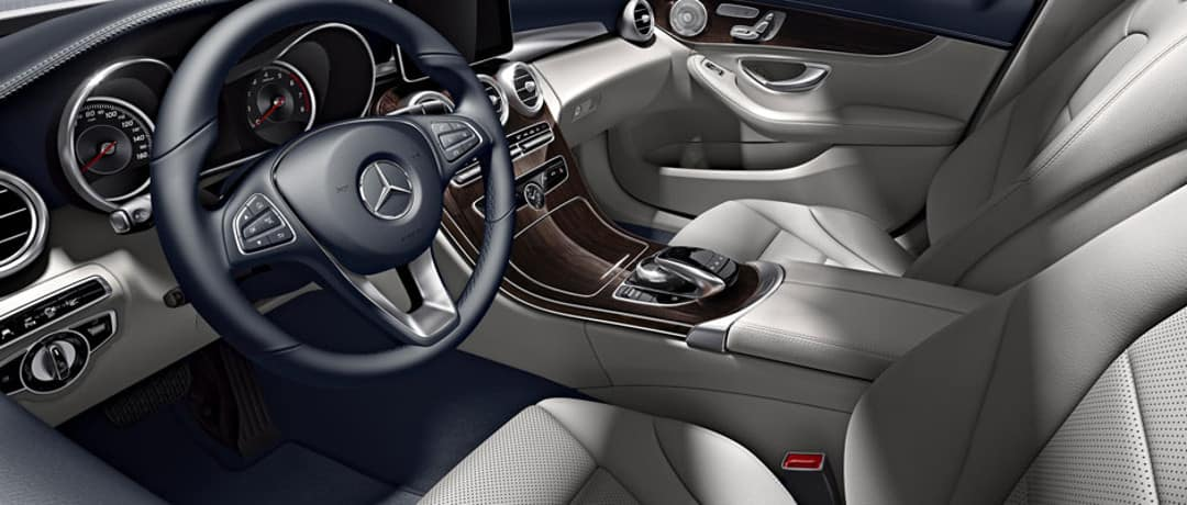 2018 Mercedes Benz C300 Interior