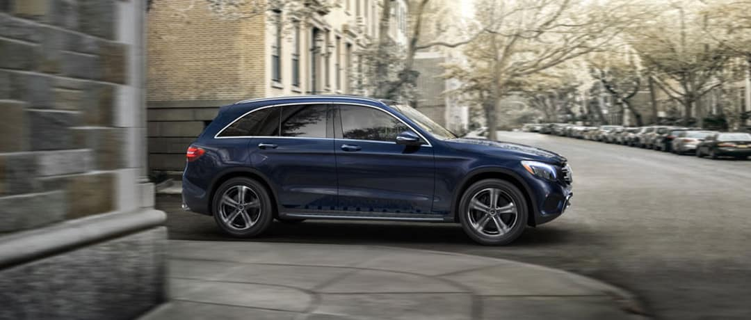 2018 Mercedes Benz GLC 300