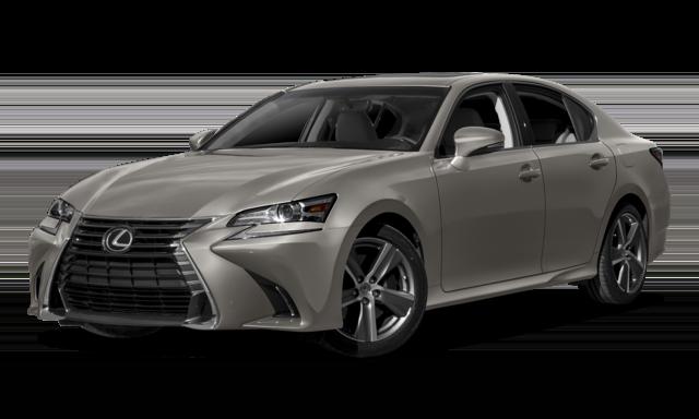 2018 Lexus GS 1