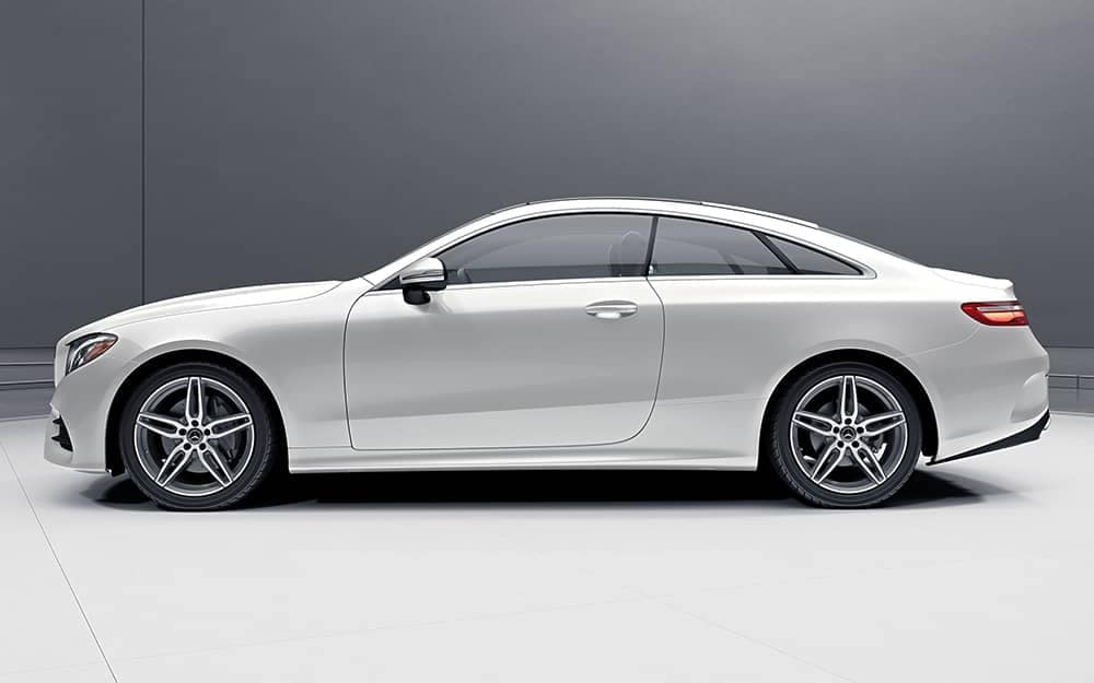 2019 Mercedes-Benz E-Class side exterior