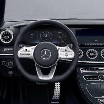 2019 Mercedes-Benz E-Class front interior