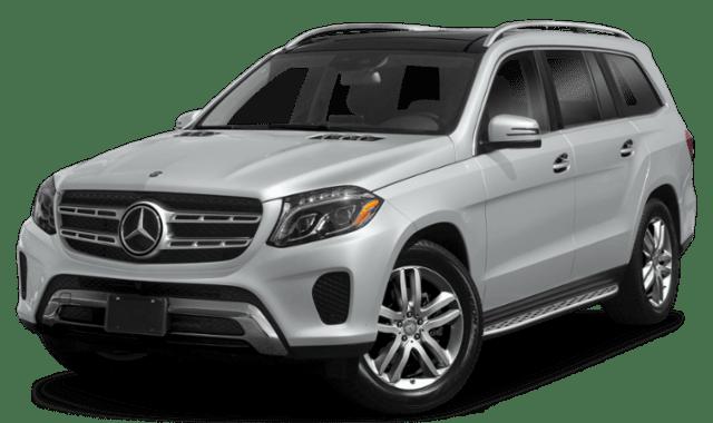 2019 Mercedes-Benz GLS in Silver
