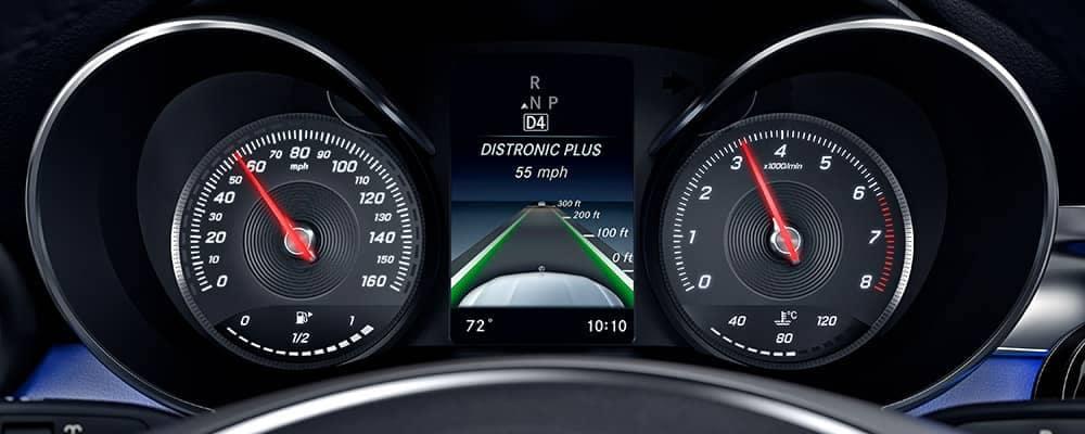 2019 Mercedes-Benz GLC Coupe DISTRONIC Plus