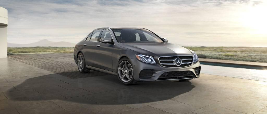 2017 Mercedes-Benz E-Class Performance