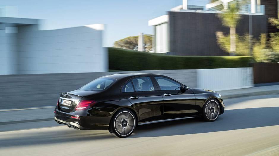 2017 Mercedes-Benz AMG® E 43