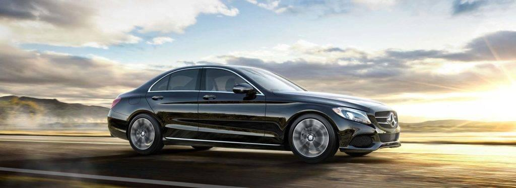 2017 Mercedes-Benz C Class sedan