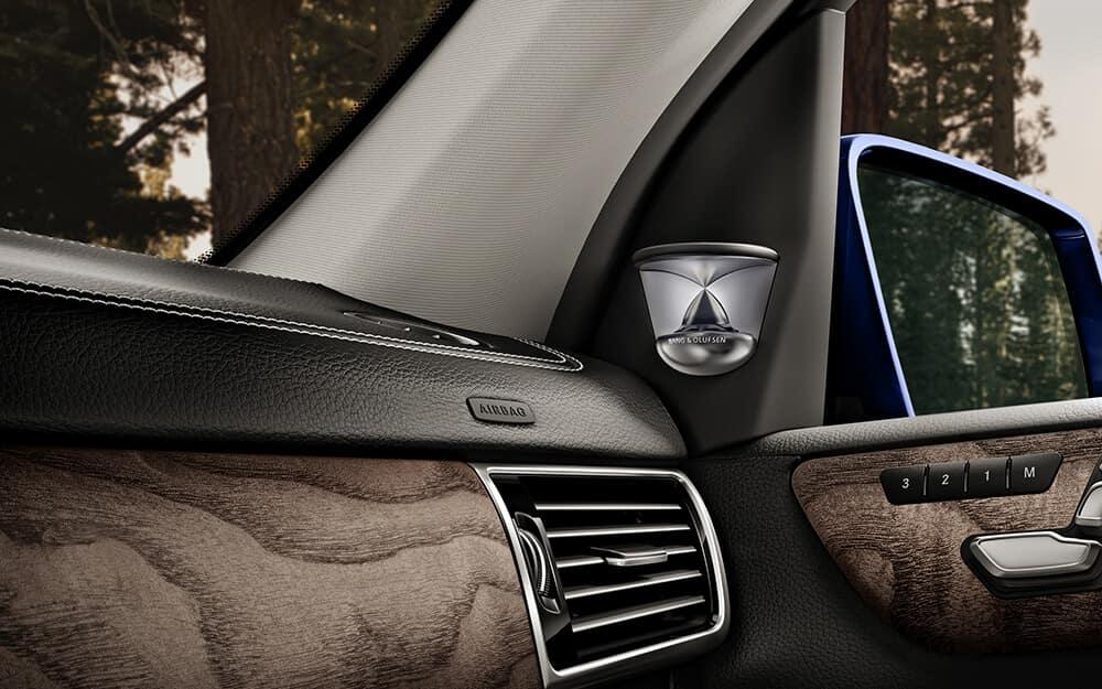 2018 Mercedes-Benz GLE dashboard