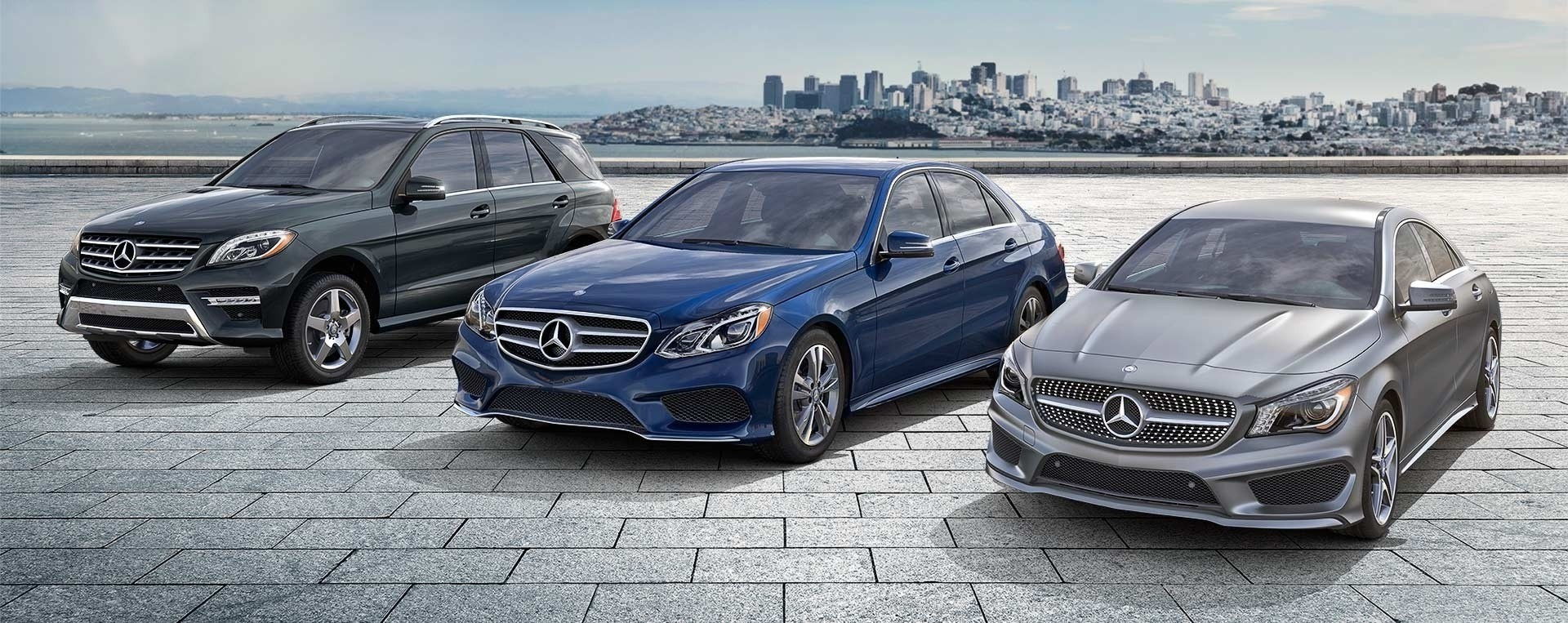 Mercedes-Benz Certified Pre-Owned Vehicles