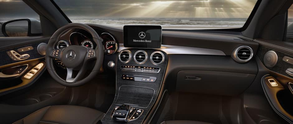 GLC SUV Interior