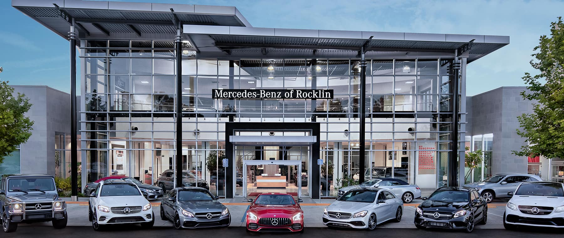 Mercedes-Benz Dealer in Rocklin, CA | Mercedes-Benz of Rocklin
