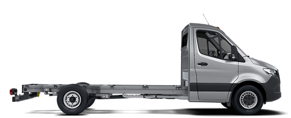 chassis cab van