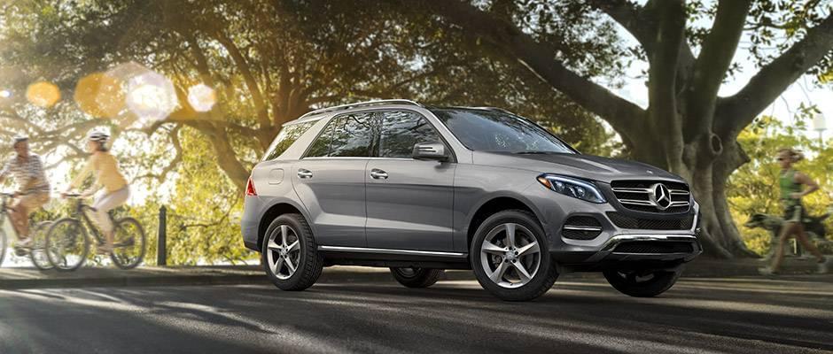 2017 Mercedes-Benz GLE SUV