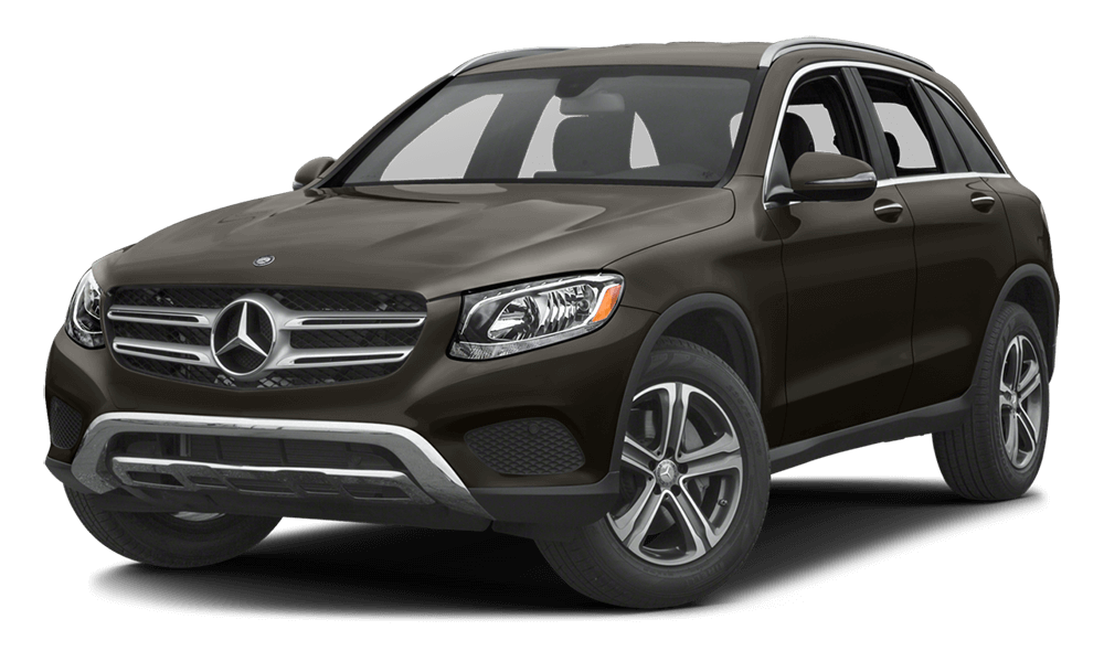 2017 Mercedes-Benz GLC 4MATIC 4dr GLC300
