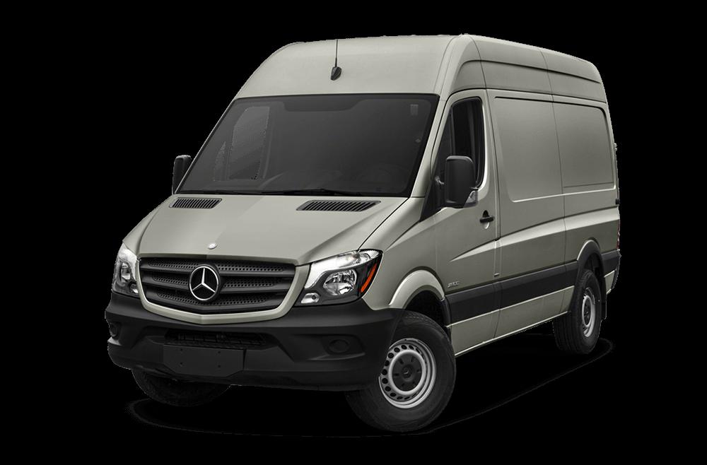Commercial Van Comparison MercedesBenz Sprinter Vs Nissan NV - Mercedes benz commercial vans