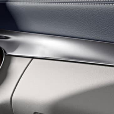 2018 Mercedes Benz C Class interior detail
