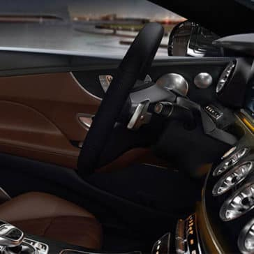 2018 Mercedes-Benz E-Class dashboard