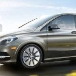 Mercedes-Benz Electric Intelligence Concept Car
