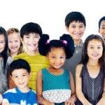 elementary class children