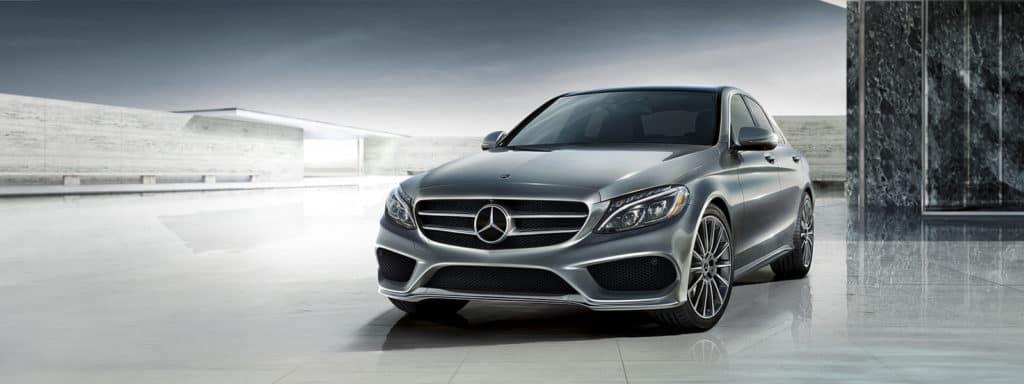 Mercedes-Benz C-Class Sedan front view