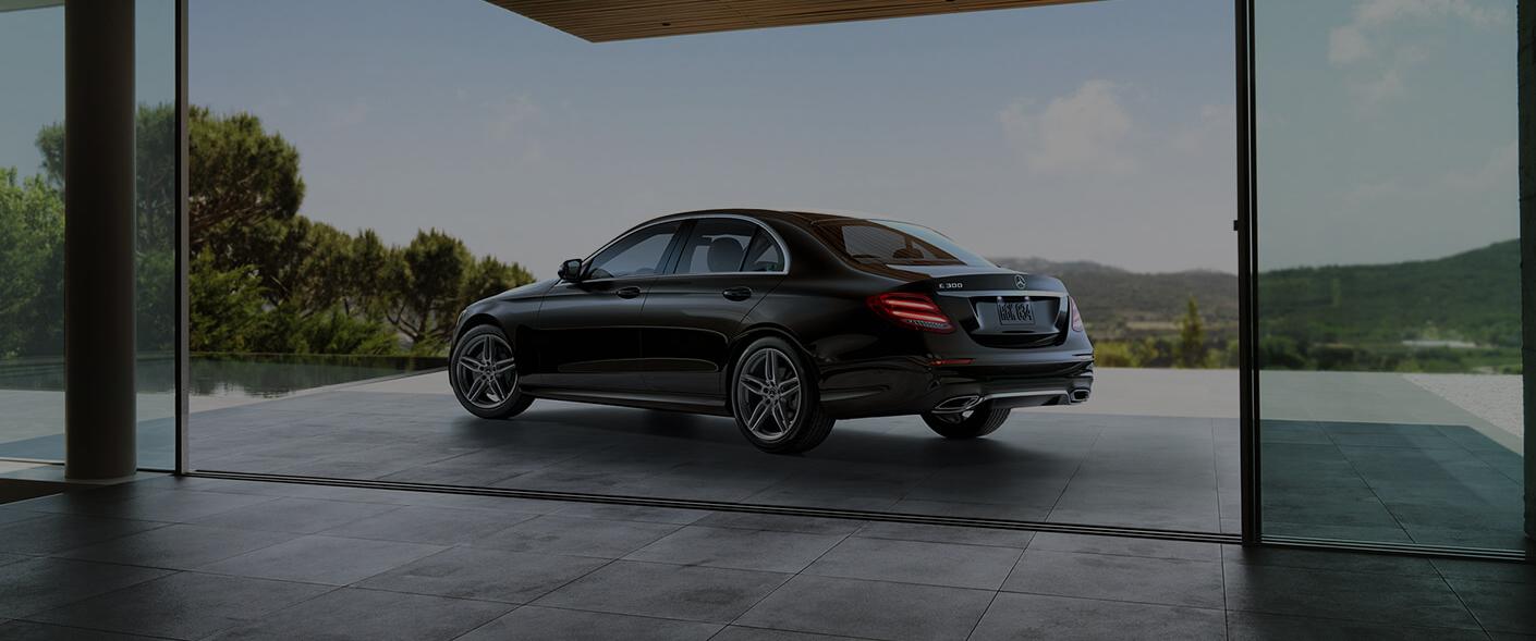 Mercedes-Benz E-Class: mbrace