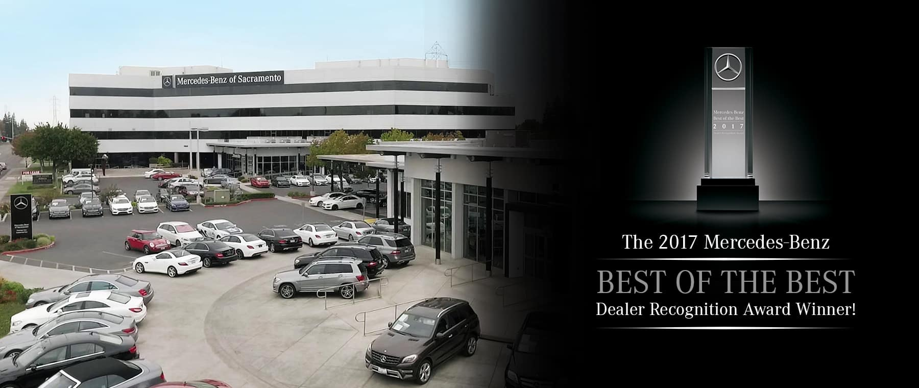 Mercedes benz of sacramento new and pre owned luxury car for Dealer mercedes benz