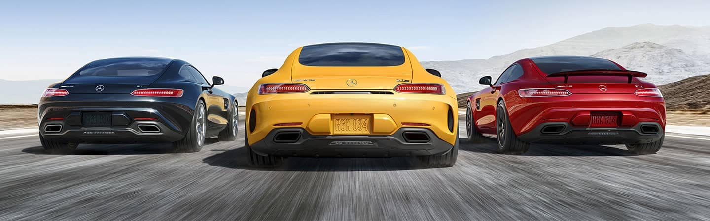 2018 AMG GT COUPE